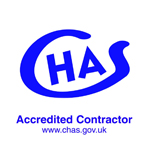 CHAS accredited contract logo