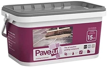 Pave Tuff grey jointing compound