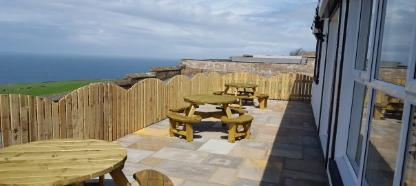 paving fencing