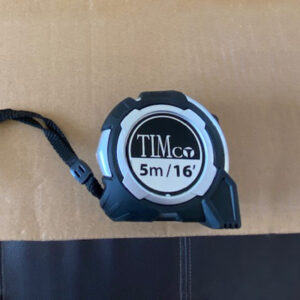 tape measure 5m 16ft timco